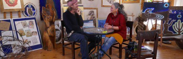 פרק 5 – הטבע אומר שירה – ראיון עם האמן רועי שנער