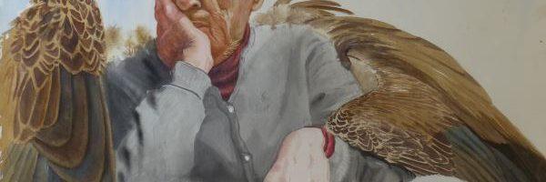 פרק  7 – תהליכים בטבע ממעוף הציפור – ראיון עם האמן הצפר והאקולוג זאב לבינגר