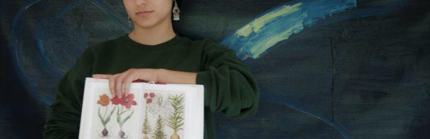 פרק 8 – חזרה אל הטבע, אל הבית שלנו, אל המקום המרפא – ראיון עם האמנית רחמה חמזה